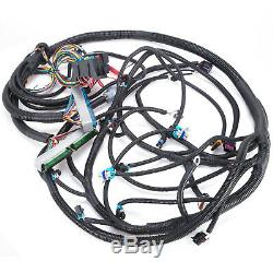 03'07 Vortec with4L60e Standalone Swap Wiring Harness (DBW) Ls1 Intake