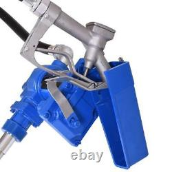 12V DC 20GPM Gasoline Fuel Transfer Pump Gas Diesel with Ground Wire Portable