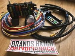 12 Circuit Classic Car Wiring loom Great for Ford Mk1 Mk2 Escort Restorations