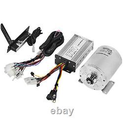 1800W 48V Brushless Motor Controller Throttle Pedal Wire Harness Electric gokart