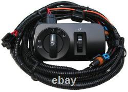 2005-2009 V6 Mustang Fog Light Wiring & Switch Kit 4.0l Includes Ford Switch