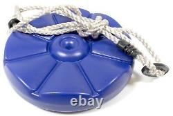 50 mtr Commercial Zip Line Complete Kit Galv Steel Wire 8.0mm Dia Heavy duty