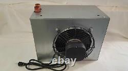 50k NEW STYLE Hydronic hanging heater, Variable speed fan NO WIRING NEEDED