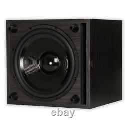 Acoustic Audio PSW-12 Home Theater Powered 12 Subwoofer 500 Watts Surround