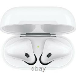 Apple AirPods with Charging Case (Wired) (2nd Generation)