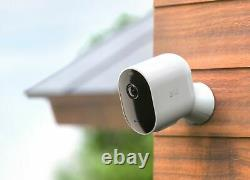 Arlo Pro 3 4-Camera Indoor/Outdoor Wire-Free 2K HDR Security Camera System