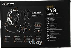 Astro A40 TR Wired Gaming Headset + MixAmp Pro TR for PlayStation 4 PC Mac