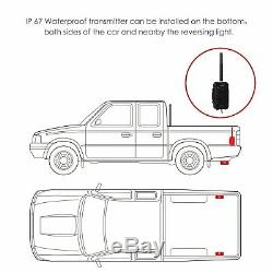 Auto-Vox M1W Wireless Rear View Reverse System 4.3'' LCD Monitor + Backup Camera