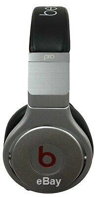 Beats by Dr. Dre Beats Pro Over On-Ear Wired Genuine Headphones MH6P2AM/A Black