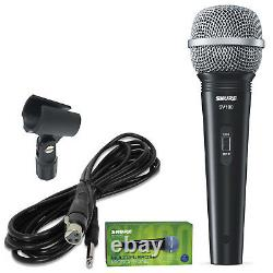 Bose S1 Pro Multi-Position PA System with Shure SV100-WA Mic & XLR Cable 20 ft