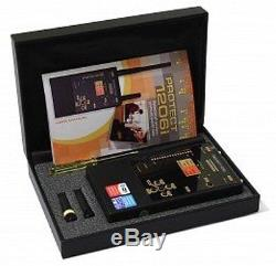 Cell Mobile Phone GPS Spy Bug RF Signal Wire Tap SpyFinder Detector GSM CDMA