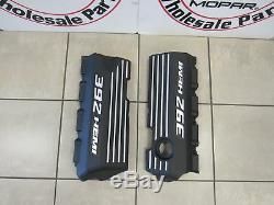 DODGE CHALLENGER CHARGER Set Of Two 392 Hemi Engine Valve Wiring Covers MOPAR