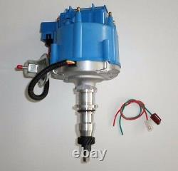 FORD Inline Straight 6 cylinder 65-76 240 300 4.9L HEI Distributor + Plug Wires