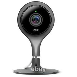 Google Nest Cam Indoor 1080p HD Security Camera (Pack of 3) NC1104US