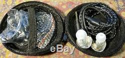 In Ear Monitor Hard-Wired Belt Pack System withBehringer P2 & FCS110 Earphones