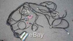 LS1, 5.3L/6.0L Engine Wiring Harness and PCM Stand-Alone Modification