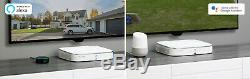 Lorex 4K IP Smart NVR System with 8 Active Deterrence Security Cameras