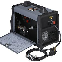MTS-205 Amp MIG Wire Feed & Flux Cored Wire, TIG Stick Arc Multi-Process Welder