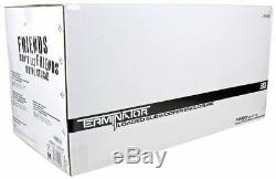 MTX Terminator TNE212D 1200w Dual 12 Subwoofers+Sealed Box+Mono Amp+Wire Kit