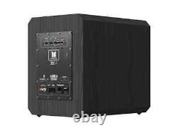 Monolith 10in Powered Subwoofer THX Select Certified 500 Watt Amp 10In Driver