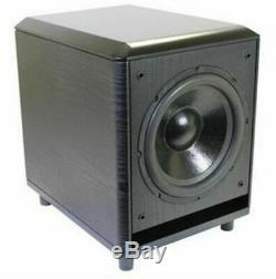 NEW 10 Powered Subwoofer Speaker. Home Theater Sound Active Amplified Bass. Sub