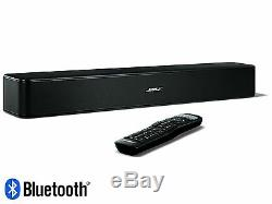 NEW BOSE SOLO 5 TV SOUND SYSTEM Bluetooth INCLUDES REMOTE