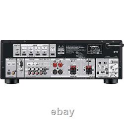 Onkyo HT-S3910 5.1-Channel Home Theater Receiver & Speaker Package HTS3910