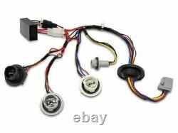 Raxiom Sequential Tail Light Harness Kit with Tuning Wire Fits Mustang 2005-2009