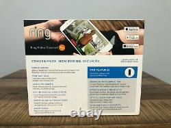 Ring Pro Video Doorbell 1080p HD Video with Motion Activated Alerts Brand New
