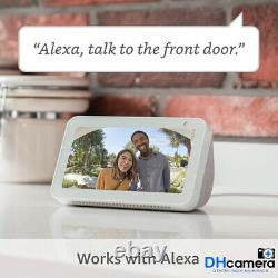Ring Pro Video Doorbell Hardwired 1080p HD Video with Motion Activated Alerts
