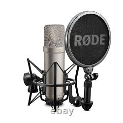 Rode NT1-A Large Diaphragm Condenser Microphone
