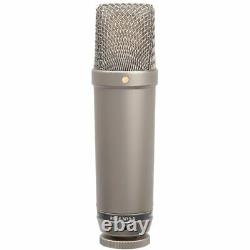 Rode NT1-A Large-Diaphragm Condenser Microphone Package NT1-A