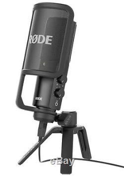Rode NT-USB USB Condenser Microphone