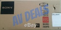 SONY VPL-HW45ES Home Theater / Gaming Projector New In Box (VPLHW45ES)