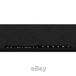 Yamaha YAS-109 Sound Bar with Built-in Subwoofers and Alexa Built-in