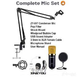 YouTube Podcast Vlog Business Kit Pro Gold Edition Software and Broadcast Bundle